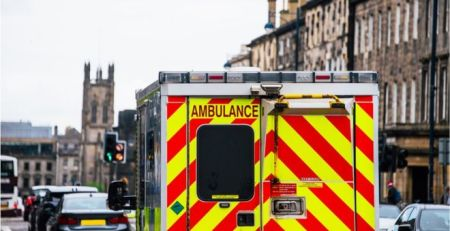 Emergency bag stolen from Edinburgh ambulance - The Mandatory Training Group UK -