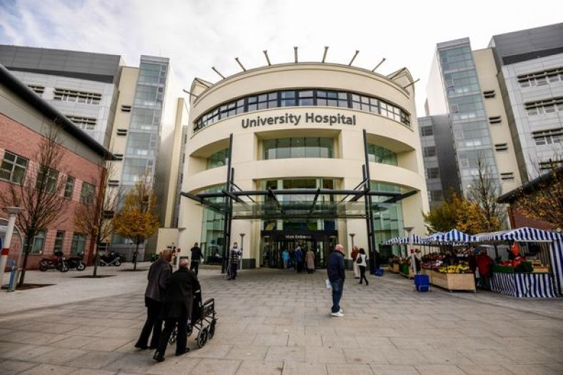 Gran suffered raft of complications following surgery at UHCW - MTG UK