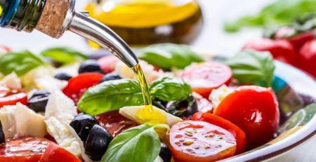 Mediterranean diet 'may help prevent depression' - The Mandatory Training Group UK -