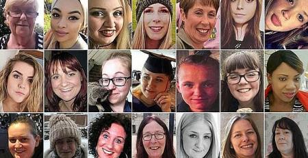 More than 100 British women were killed by men in 2017 - MTG UK