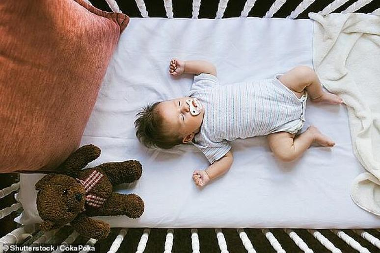 Toddlers to sleep in a crib until they are three years old - MTG UK