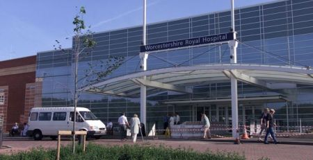 Worcestershire Royal Hospital - Ambulance's 11-hour wait - The Mandatory Training Group UK -