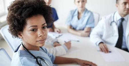 Half of trust's BME staff report abuse from public - The Mandatory Training Group UK -