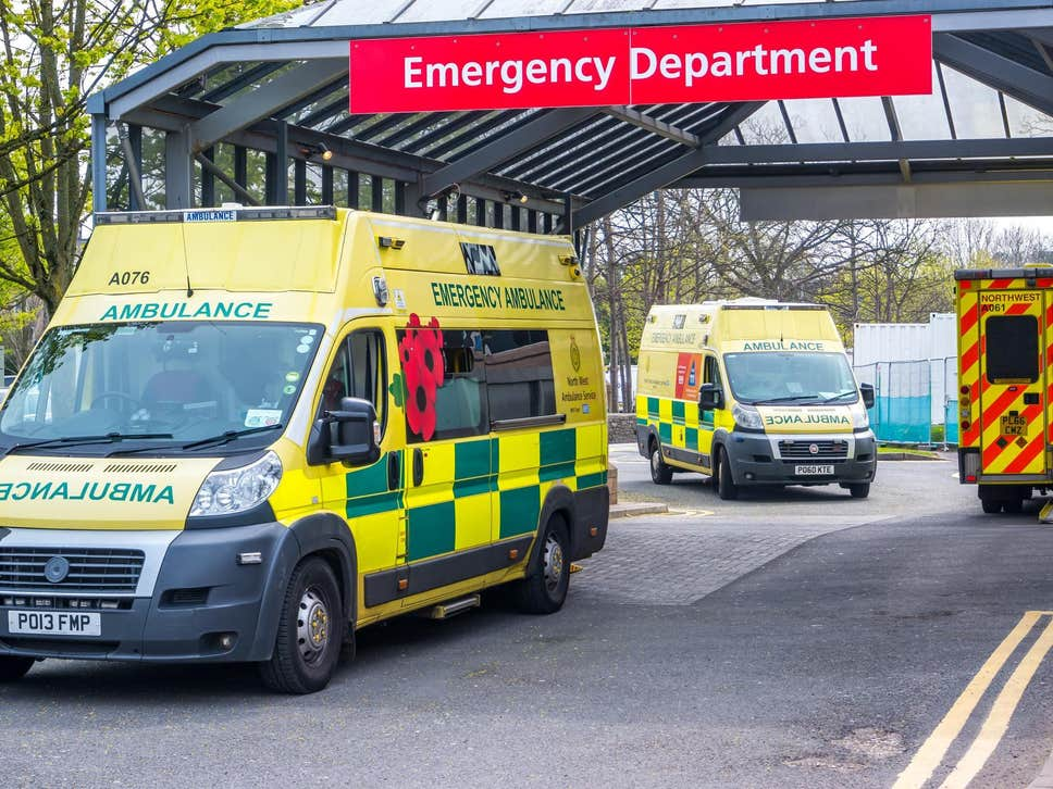 NHS staff told to report whether hospital mistakes are caused by Brexit - The Mandatory Training Group UK -