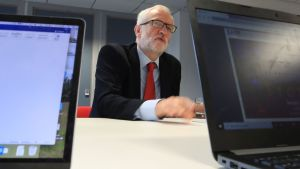 General election - Jeremy Corbyn challenges Donald Trump on NHS as president arrives in UK - The Mandatory Training Group UK -
