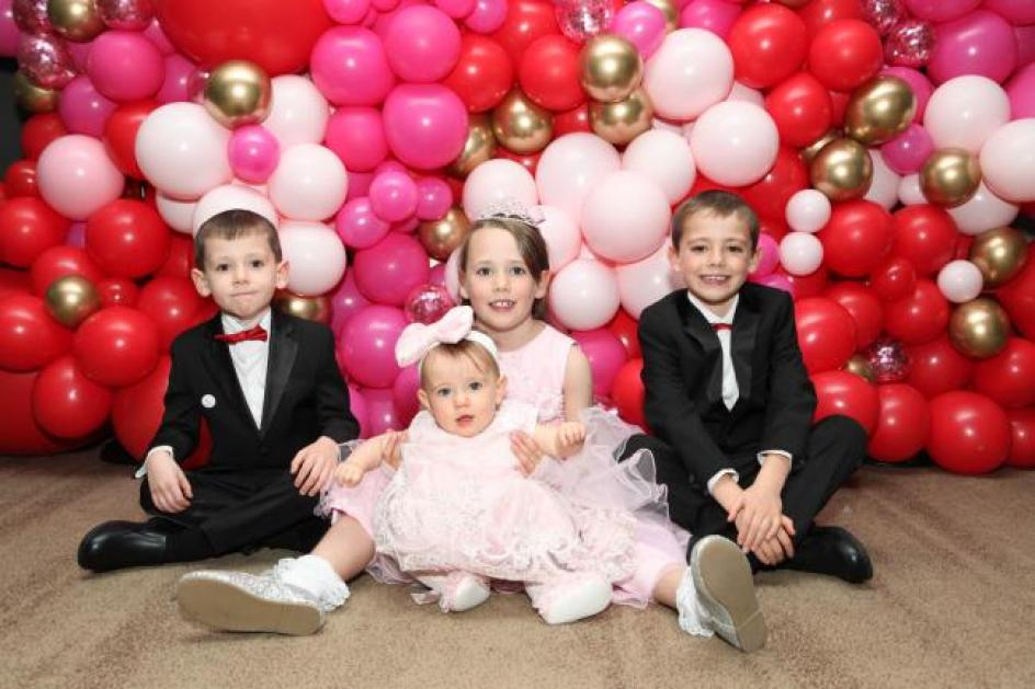 Glasgow family raise £100k to help kids with health conditions - MTG UK -