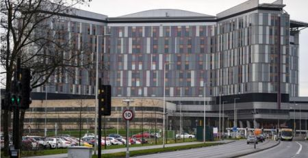 Glasgow health board to take legal action over hospital contractor - The Mandatory Training Group UK -