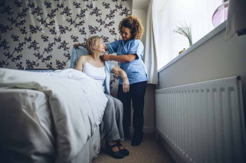 Up to 90,000 care workers needed 'immediately' to meet social care promises - MTG UK