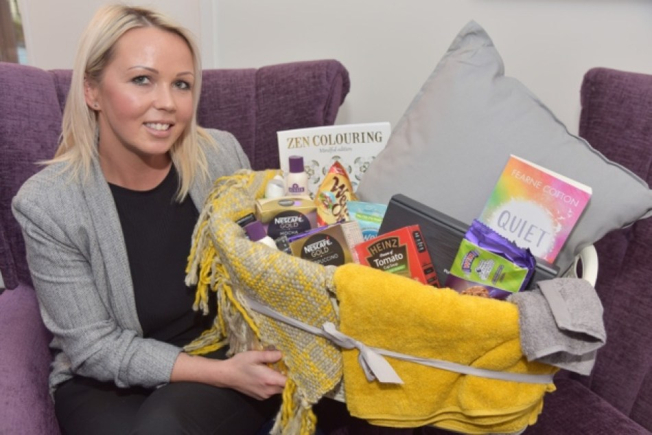 Care home brings comfort in a box to those with end of life care - MTG UK -