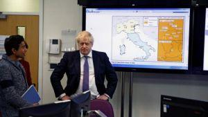 Coronavirus - PM to chair Cobra committee meeting as UK virus reach 36 (5) - The Mandatory Training Group UK -