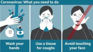 Coronavirus - mild symptoms could lead to self-isolation 5 - The Mandatory Training Group