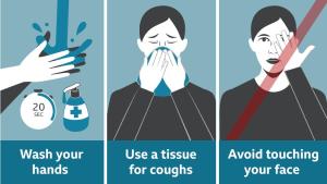 Coronavirus symptoms 'take five days to show' 2 - The Mandatory Training Group