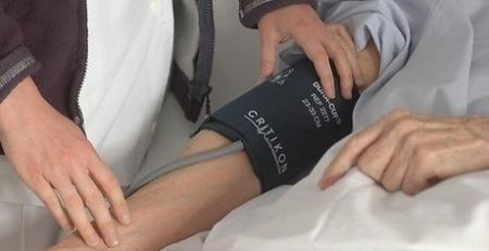Low blood pressure linked to high mortality in older people - The Mandatory Training Group UK