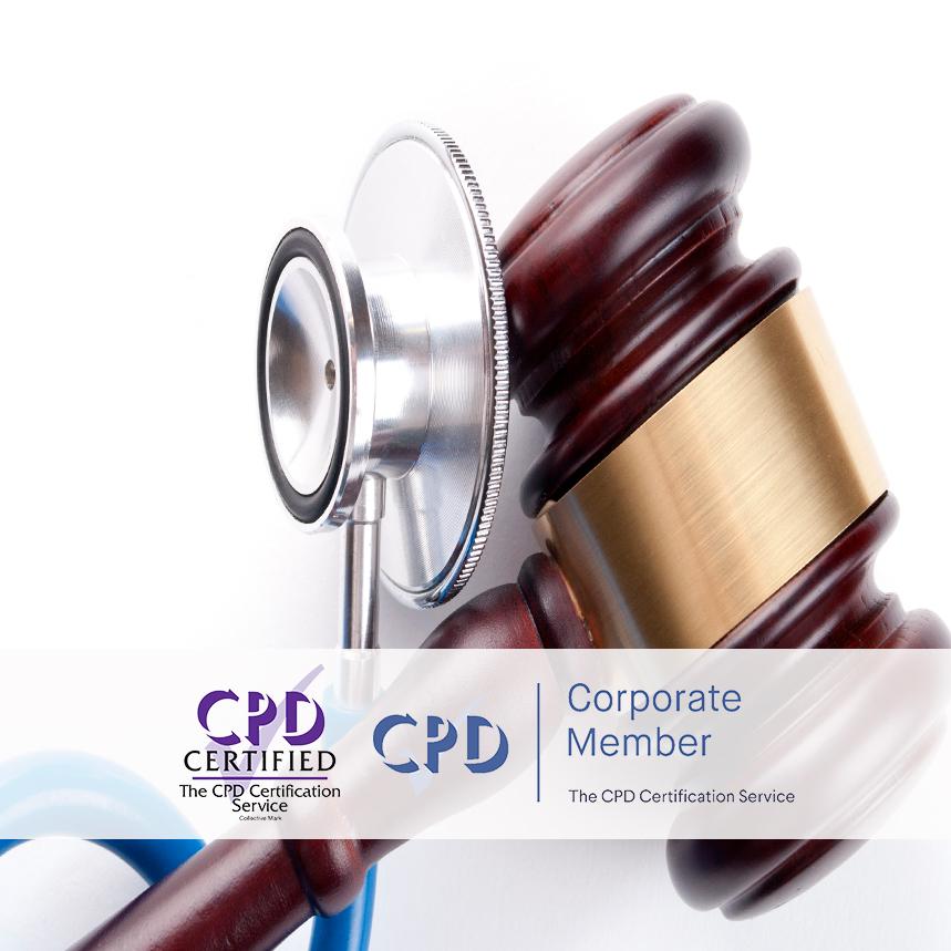 Medicolegal Courses - Online Training Courses - Mandatory Compliance UK -