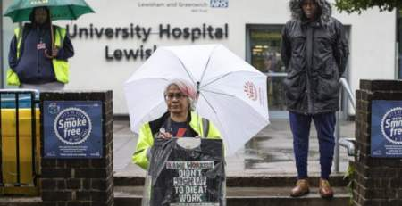 NHS looks into taking BAME staff off frontline for their safety - The Mandatory Training Group UK -