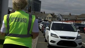 Coronavirus test workers 'making personal sacrifices' (2) - The Mandatory Training Group UK -