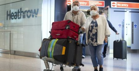 Coronavirus - Ministers 'looking at ways to relax travel quarantine rule' - The Mandatory Training Group UK -