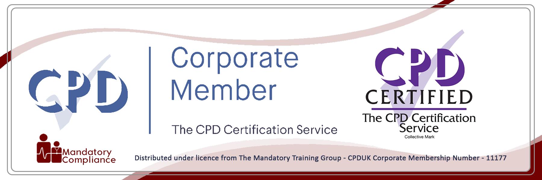 NHS Mandatory - Online Training Courses - Mandatory Compliance UK-