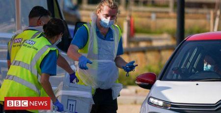 GOVERNMENT PAYS £ 2 MILLION TO SETTLE A CORONAVIRUS TEST CASE - The Mandatory Training Group UK -