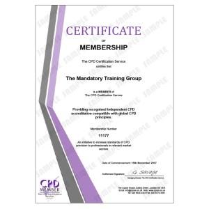 Data Literacy Mastery - E-Learning Course - CDPUK Accredited - Mandatory Compliance UK -