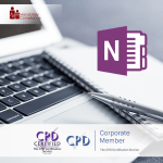 Mastering MS OneNote 2016 - Online Training Course - CPDUK Accredited - Mandatory Compliance UK -