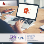 Mastering MS Powerpoint 2016 – Online Training Course – CPD Accredited – Mandatory Compliance UK –