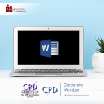 Mastering MS Word 2013 - Online Training Course - CPD Accredited - Mandatory Compliance UK -