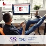 Mastering Microsoft Access 2013 – Online Training Course – CPDUK Accredited – Mandatory Compliance UK –