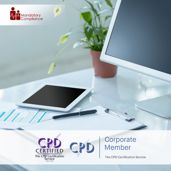 Mastering Quickbooks Desktop 2018 – Online Training Course – CPD Accredited – Mandatory Compliance UK –