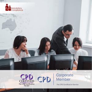 Coaching Mastery - Online CPDUK Accredited Certificate - Mandatory Compliance UK -
