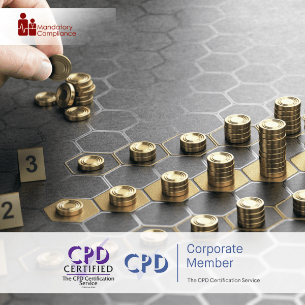 Personal Money Management – Online Training Course – CPD Accredited – Mandatory Compliance UK –