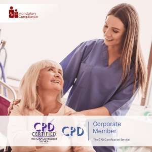 Care Certificate Standard 7 - e-Trainer Pack - CPDUK Accredited - The Mandatory Compliance UK -