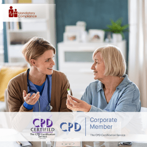 Care Certificate Standard 2 - Train the Trainer Course + Trainer Pack - CPDUK Accredited - Mandatory Compliance UK -