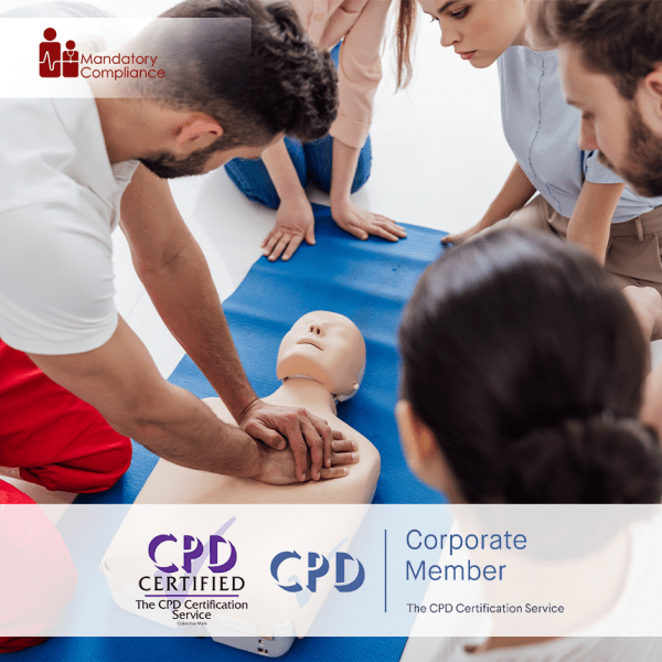 Care Certificate Standard 12 – Train the Trainer Course + Trainer Pack – CPDUK Accredited – Mandatory Compliance UK –