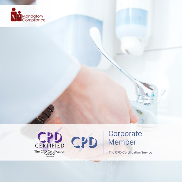Prevention and Control of Infection – Online Training Courses – The Mandatory Training Group UK –