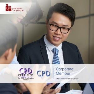 Handling Information – Train the Trainer Course + Trainer Pack - Online Training Course - CPD Accredited - Mandatory Compliance UK -