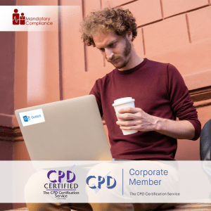 Mastering Microsoft Outlook 2019 - Online Training Course - CPDUK Accredited - Mandatory Compliance UK -