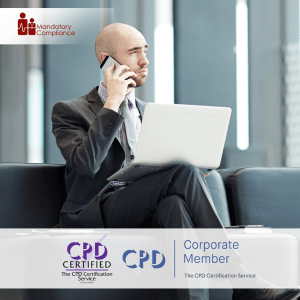 Business Communication - Online Training Course - CPD Accredited - Mandatory Compliance UK -
