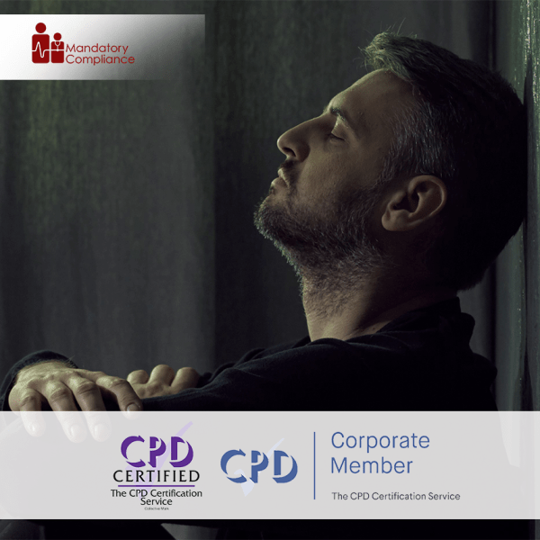 Introduction to Mental Health and Ill Health – E-Learning Course – CPD Accredited – Mandatory Compliance UK –