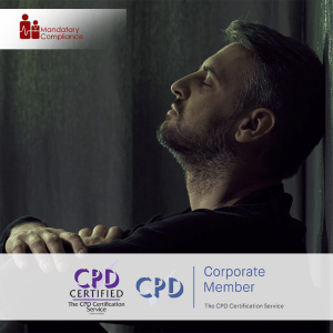 Introduction to Mental Health and Ill Health - E-Learning Course - CPD Accredited - Mandatory Compliance UK -