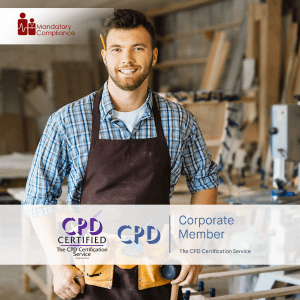 Health and Safety in the Workplace - Level 1 - Online Training Course - CPD Accredited - Mandatory Compliance UK -
