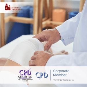 Tissue Viability Awareness - Online Training Course - Mandatory Compliance UK -