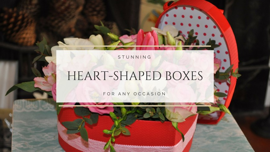 Heart-shaped boxes