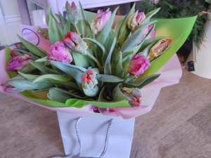 Mother's Day Spring Hand-tied Flowers