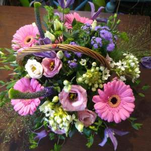Gorgeous Flower basket