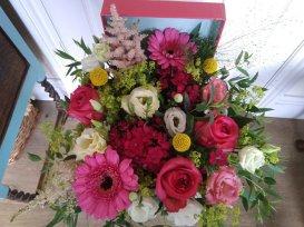 Princetown flowers - Flower box