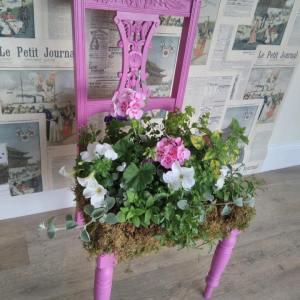 Famous M & D Plant Chair
