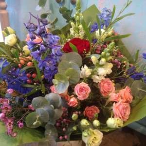 Garden Meadow Valentine's Bouquet