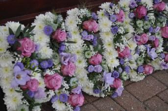 Mum letters for funeral arrangement