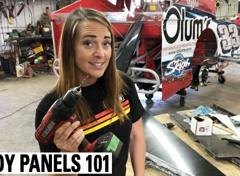 How To Fasten Body Panels